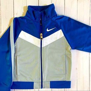 Nike Toddler Boy Athletic Jacket in Size 3T